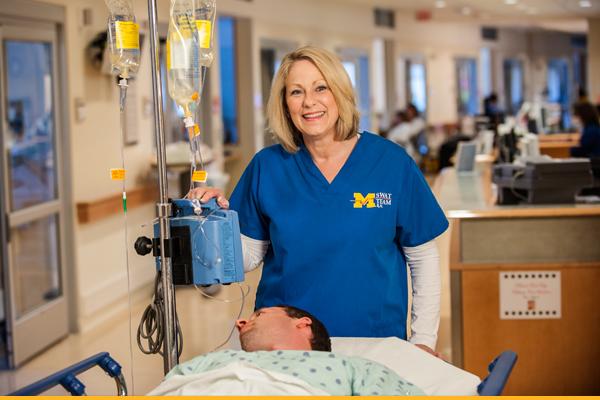 Dialysis Nurse - UMHS