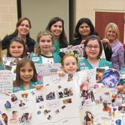 Girls scouts leadership