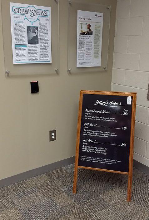 Vanguard history center