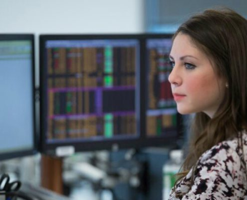 Vanguard women in finance
