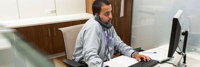 Admin Support at NYU Langone