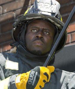 FDNY Firefighter, Yves Bony, Engine 224