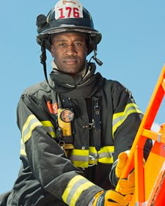 FDNY Firefighter Andrew Brown