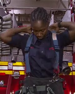 FDNY Firefighter Tracy - Living Our Mission