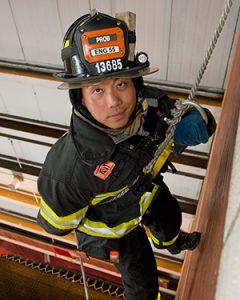 FDNY Firefighter Kwai Chan
