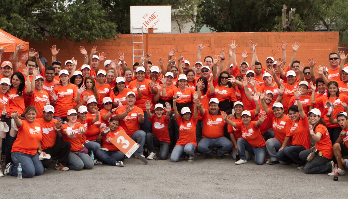 Responsibilidad social the home depot m xico carreras for Home depot productos
