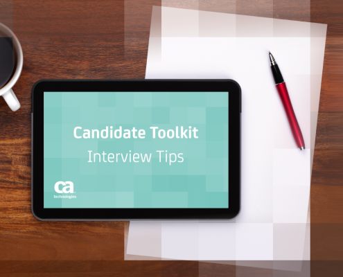 Candidate Toolkit Interview Tips