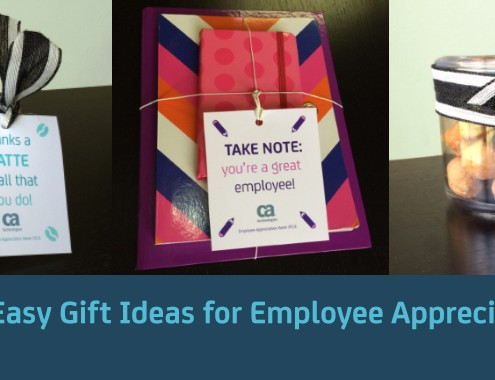 How To: 6 Easy Gift Ideas for Employee Appreciation Week