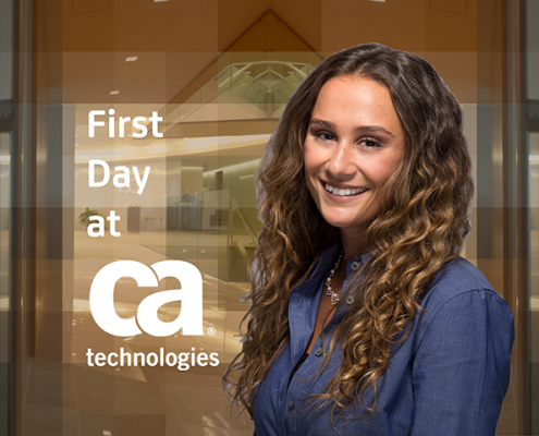 First at Work CA Technologies