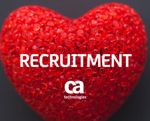 Recruitment Love Heart