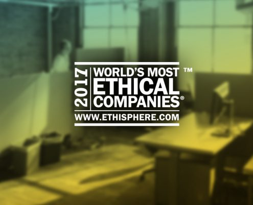 World's Most Ethical Companies CA Technologies