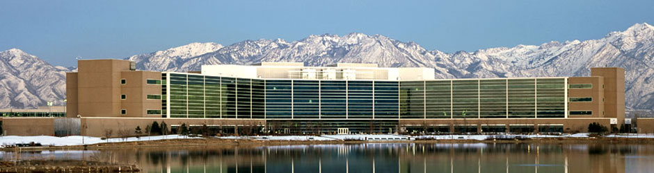 West Valley, Utah Offices Operation Center & Processing Center