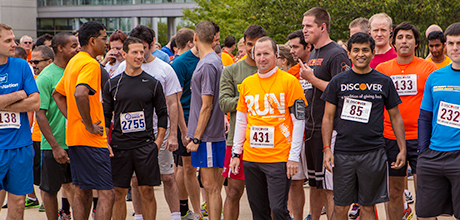 Discover Run Around Riverwoods 5K
