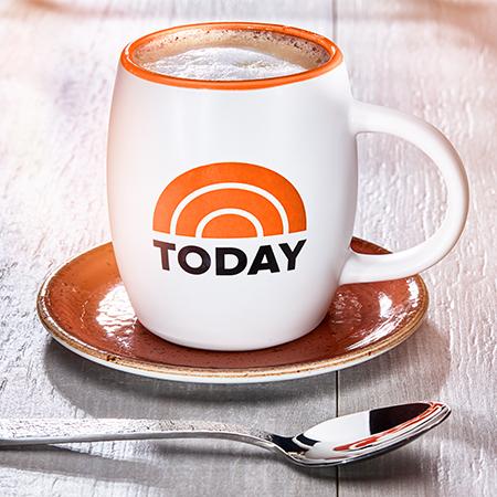 NBC Today Show coffee mug