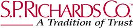 S.P.Richards Co Logo
