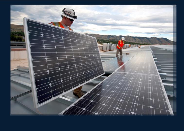 GPC Solar Array