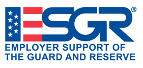 ESGR Employer Support of the Guard and Reserves award