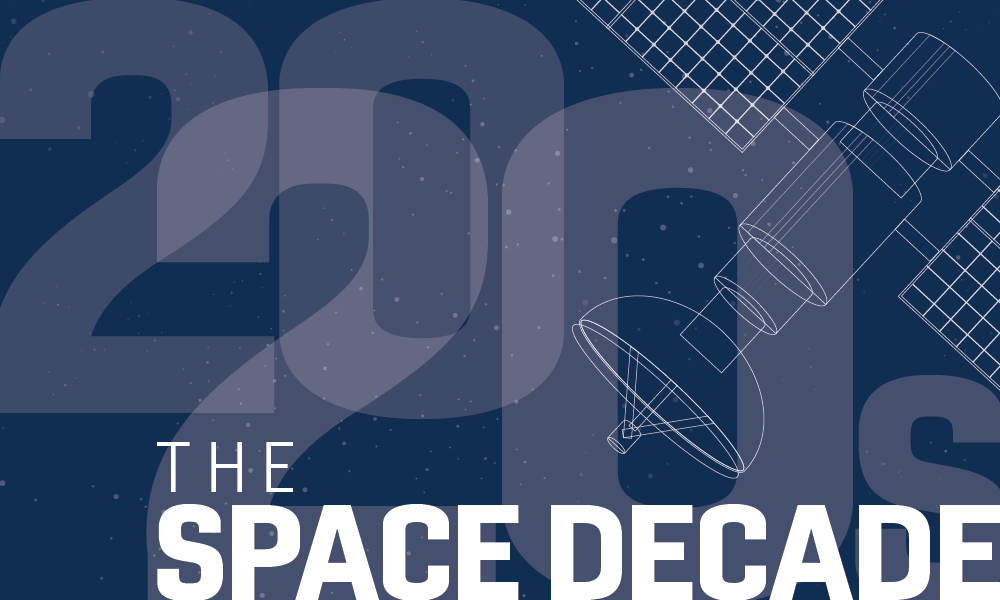 The Top Five National Security Space Issues of 2021