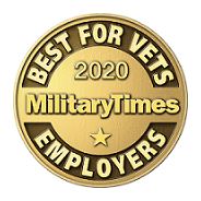 2020 Military Times: Best for Vets Employers