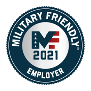 2021 Military Friendly Employer