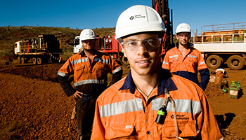 Exploration products and services at Boart Longyear