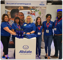 Instagram - The Allstate team is ready for ALPFACon2019