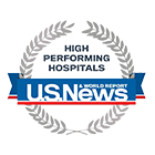 High performing Hospitals US News Rankings