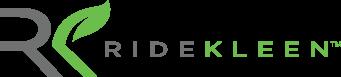 Ridekleen logo