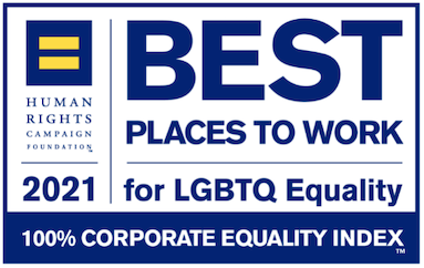 best place to work for LGBTQ equality