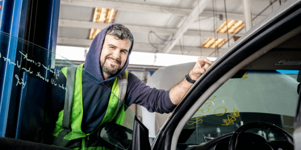 Automotive technician mechanic