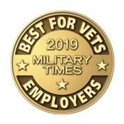 2019 Military Times Best for Vets