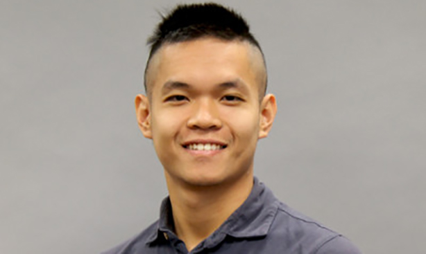 "Travelers Risk Control intern Bach Tran grew up in Vietnam, attended Virginia Tech to earn a BS in Civil Engineering, and now currently attends Roger Williams University studying Construction Management. While searching for a summer internship, Tran connected with a Travelers representative online to learn more about the company. After applying, he landed a spot as an intern in the Risk Control organization. Tran says the opportunity to explore the insurance industry was exciting. ""I had no experience in that field and was very curious,"" Tran says, ""The opportunity to learn more about construction risk exposures and how contractors can improve their safety plan really interested me to apply."" This summer, Tran's goal is to gain a better understanding of the different types of construction insurance coverages, learn how Travelers Risk Control consultants communicate with construction contractors, and understand the various risk exposures and ways to improve site management. ""One of my projects is assisting consultants in categorizing on-site observations into different types of risk exposures,"" Tran says, ""I am learning a lot by having conversations with other Risk Control consultants, Claim professionals, and members of the Underwriting organization."""