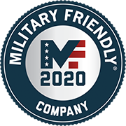 Military Friendly 2020y