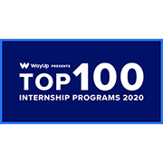2020 WayUp Top100 Internships