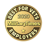 2020 Military Times Best for Vets
