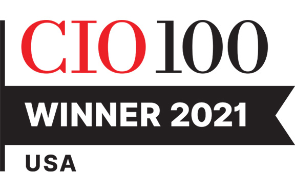 CIO 100 Winner 2021 USA