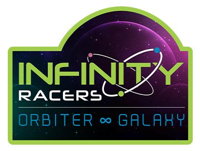 Infinity Racers logo