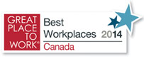 Great Place To Work - Best Workplaces 2014