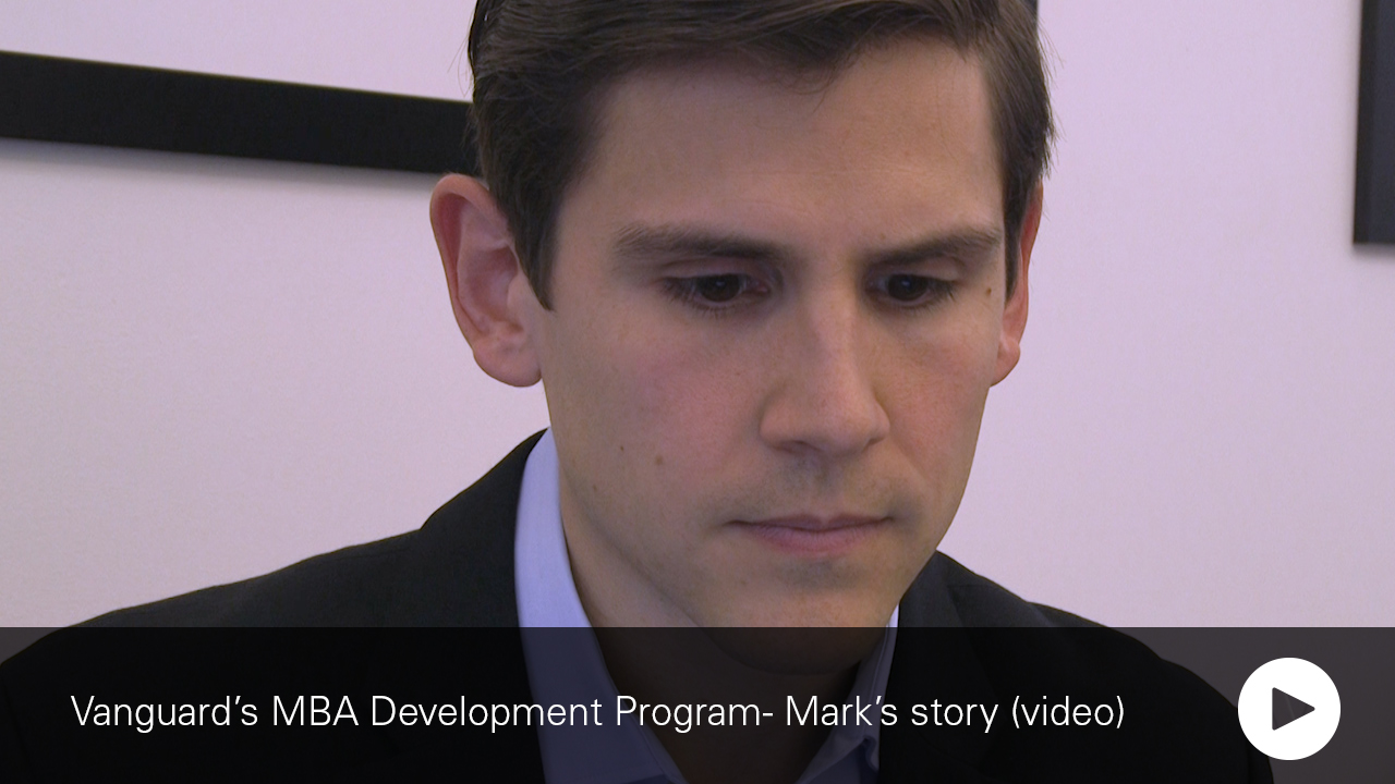 Vanguard MBA Development Program