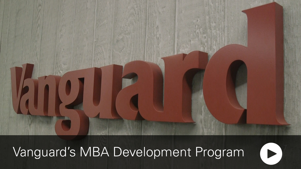 MBA development program