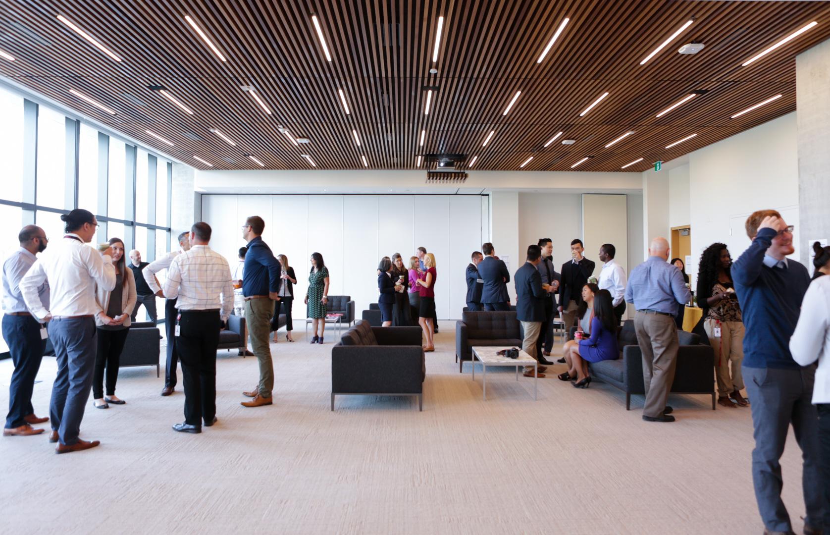 A Canon CA office meetup