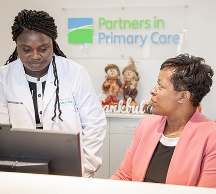 Partners in primary care doctor