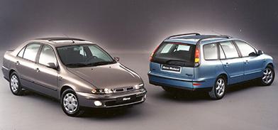Veículos Fiat Marea