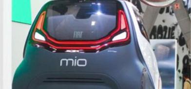 Fiat Mio concept car