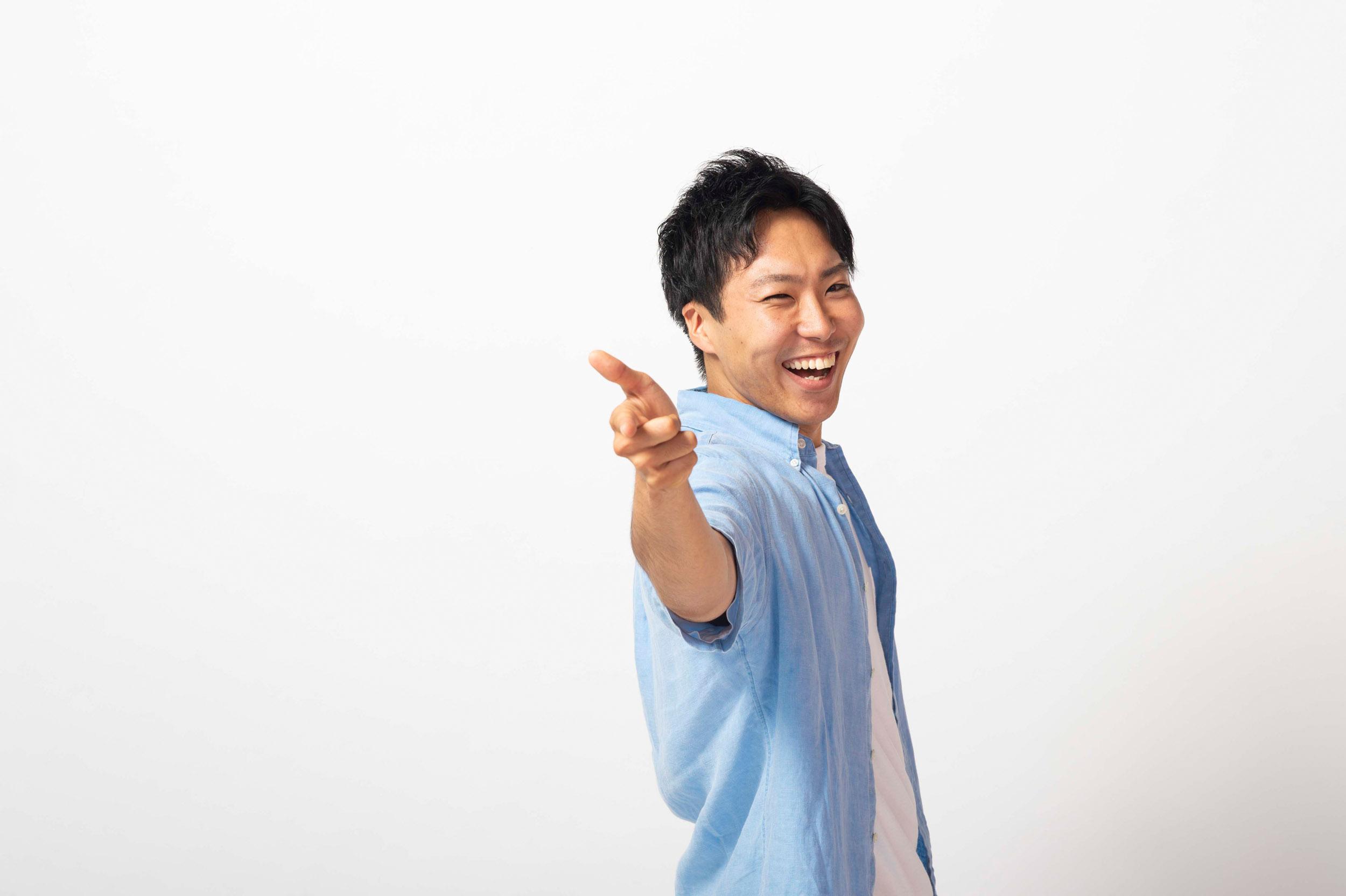 QVC Japan Team Member Kazuki Hayashi.