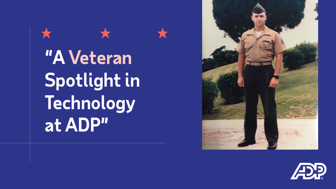 Video: A Veteran Spotlight in Technology at ADP