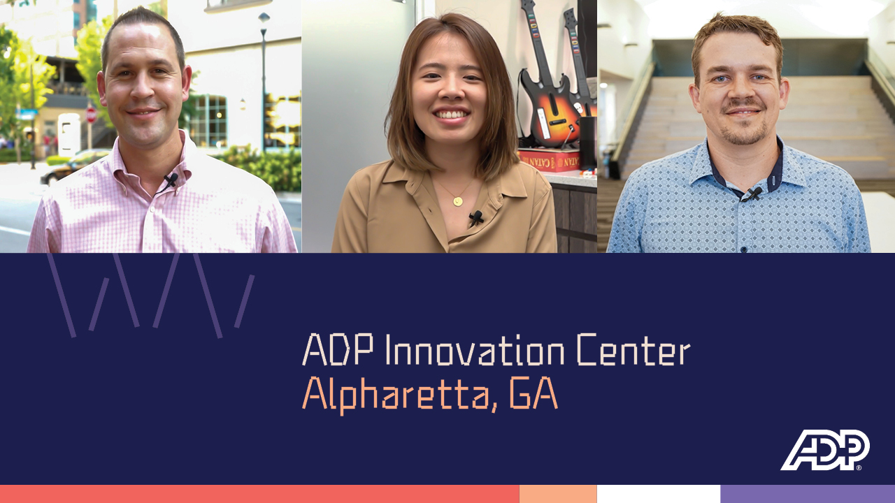 Video: ADP Innovation Center - Alpharetta, GA