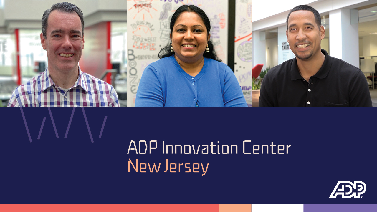 Video: ADP Innovation Center - Northern New Jersey