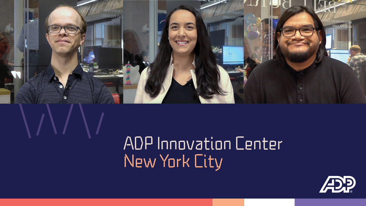 Video: ADP Innovation Center - NYC