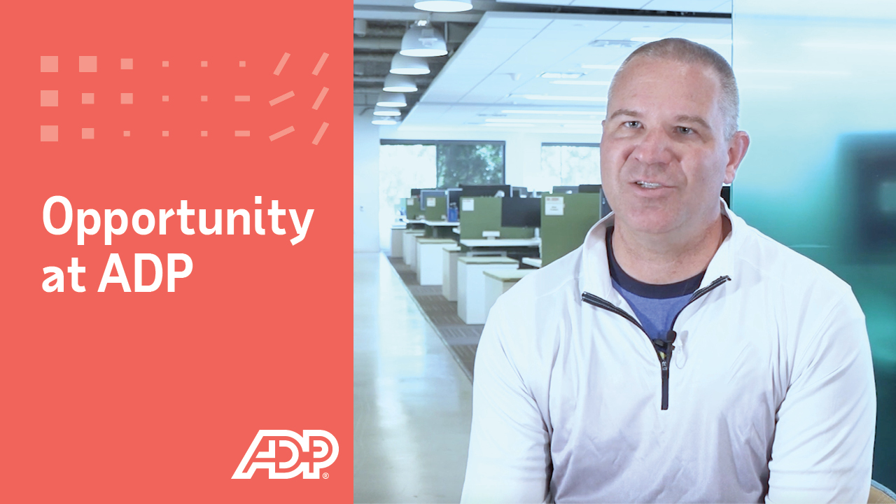 Video: Opportunity at ADP